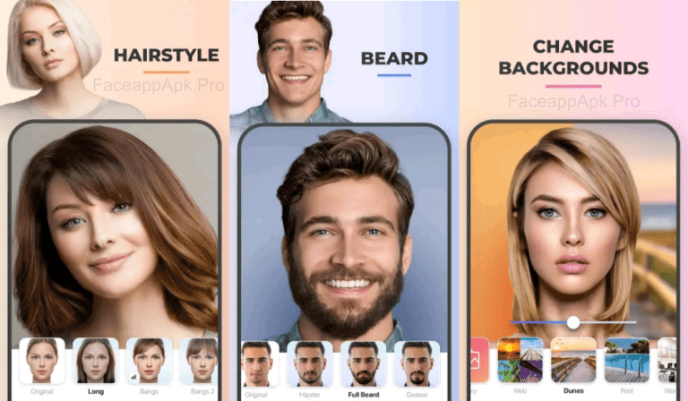 Faceapp Pro Apk Change your Look