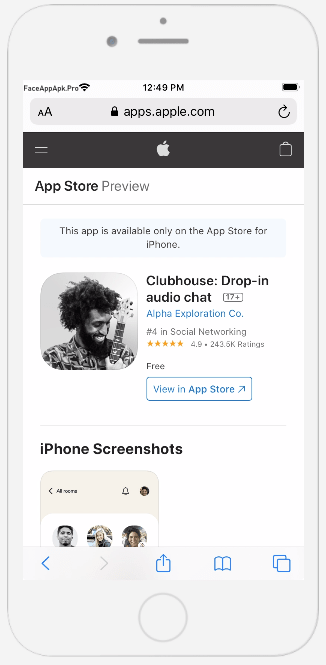 Clubhouse app for android download ios